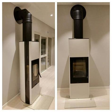 Karina forno this wood burning stove features large cooking oven and has rounded lines, also serving as an elegant decor complement. 201 best Classic and modern Scandinavian wood stoves. images on Pinterest | Wood burning stoves ...