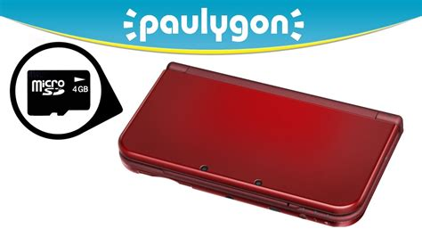 Overall conclusion about best sd cards for 3ds xl. New Nintendo 3DS XL: How to Get to the Micro SD Card | Paulygon - YouTube