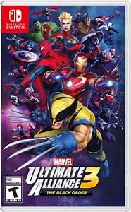 Marvel Ultimate Alliance 3 The Black Order Arrives On