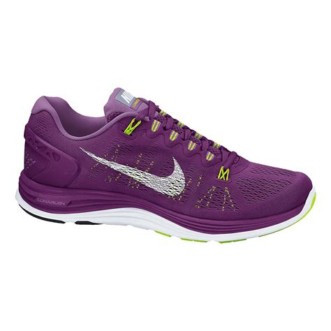 womens nike lunarglide  running shoe  road runner sports