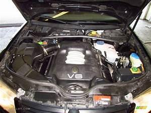 1999 Volkswagen Passat Glx V6 Sedan 2 8 Liter Dohc 30