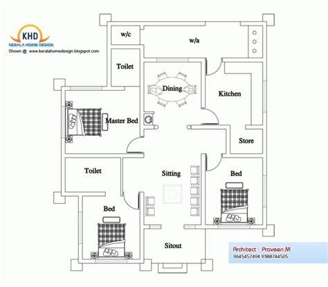 floor plans kerala style houses small house design plan kerala style house floor plans