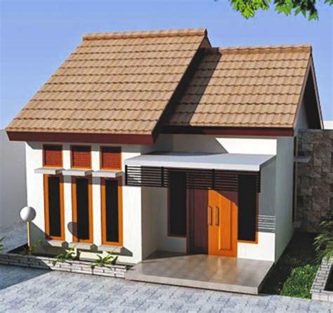 gambar desain rumah minimalis sederhana berbagai type