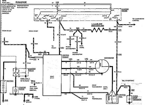 86 Ford Bronco Stereo Wiring Diagram 87 1974 Electronic Ignition