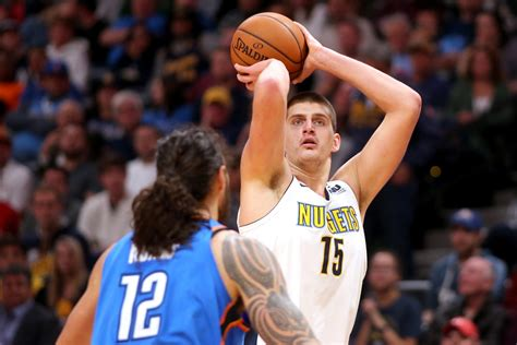 Nikola jokic is a serbian professional basketball player who plays as a center for the denver nuggets of the nba. Kiszla: Need a reason to smile, Broncos Country? You need ...