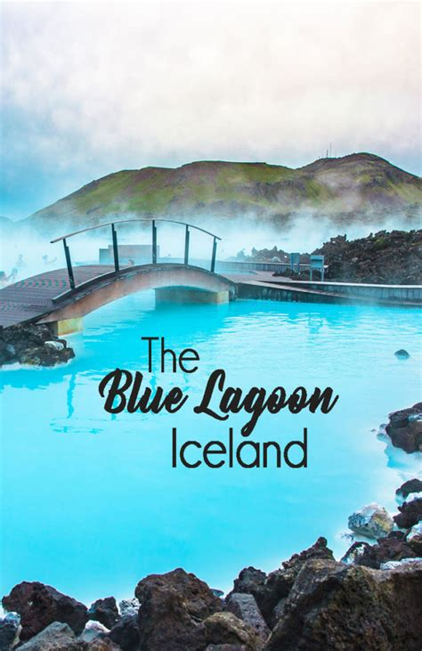 Blue Lagoon Iceland Easy Peasy Meals