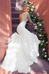 17 best images about simplewhite pretty on pinterest With katie may backless wedding dress