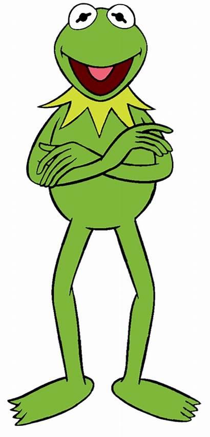 Kermit Frog Clip Muppets Disney Clipart Piggy