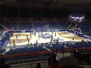 Gampel Pavilion Section 222 Rateyourseats Com