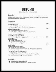 resume templates for teens learnhowtoloseweightnet resume