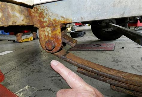Steel Boat Rust Repair by Rust Never Sleeps Trailer Maintenance Nz Fishing World