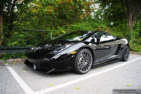 lamborghini car black lamborghini gallardo in black latest auto car