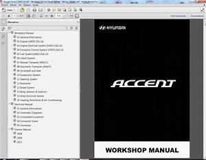 Hyundai Accent  2005-11  Mc - Service Manual
