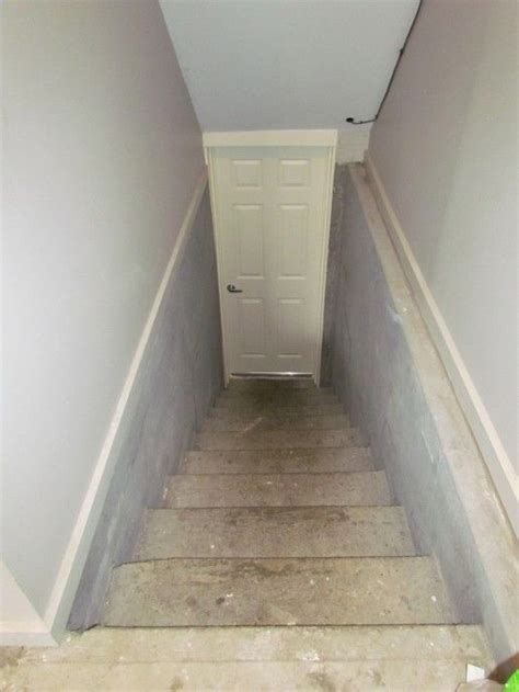 opening scene door ajar   bottom   stairs