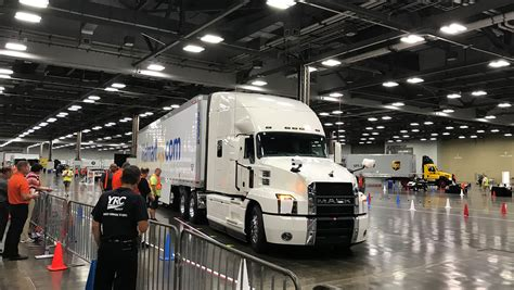 mack trucks salutes champion truck drivers