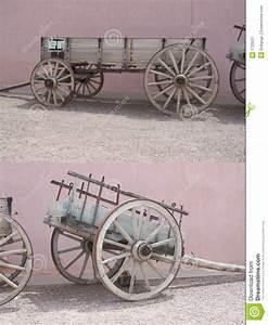 Western Wagon Stock Image - Image: 1720531