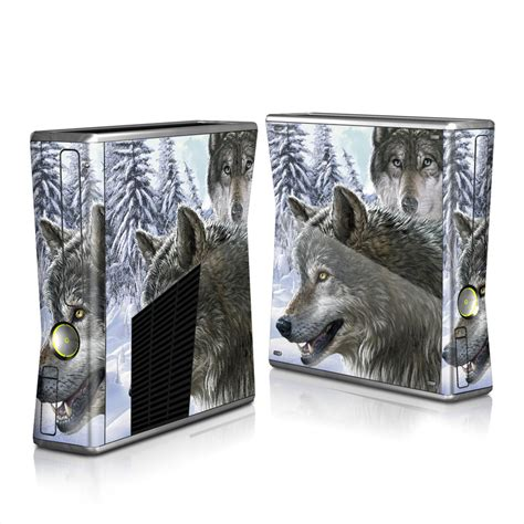 Snow Wolves Xbox 360 S Skin Istyles