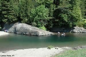 Lareau Swimming Hole Vermont