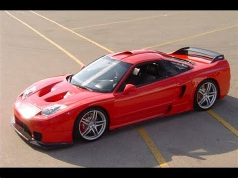 supercharged acura nsx build project youtube