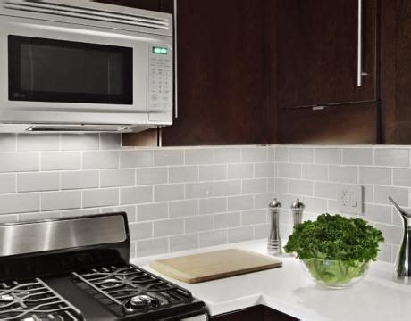images of kitchen tiles grey tile backsplash white countertops cherry cabinets 4644