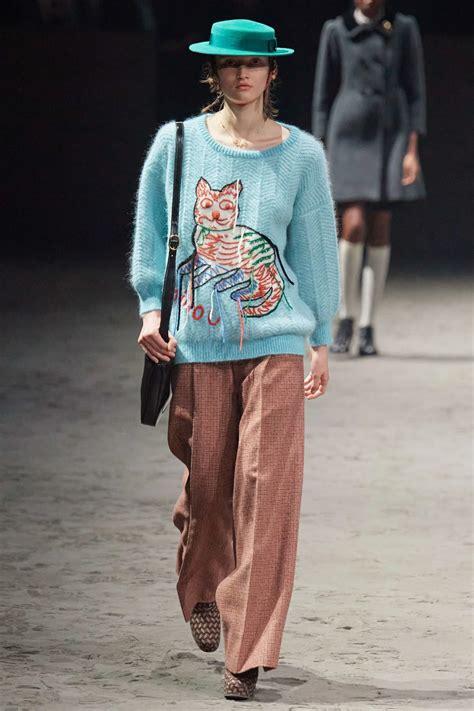 gucci fall menswear fashion show fashion