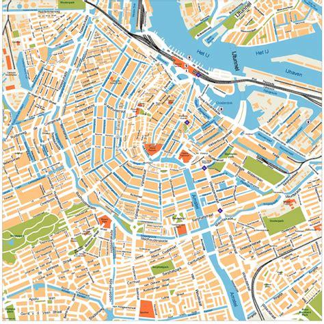 amsterdam illustrator map order   amsterdam