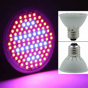 106 leds grow light e27 ac85 265v full spectrum indoor With led plant floor lamp