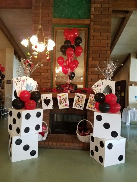 A Casino Theme Party Is Always A Hit With Seniors In