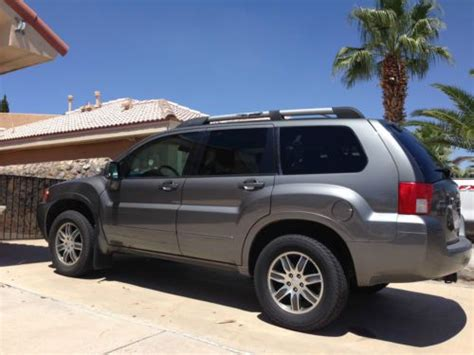 2004 Mitsubishi Endeavor Limited by Purchase Used 2004 Mitsubishi Endeavor Limited Sport