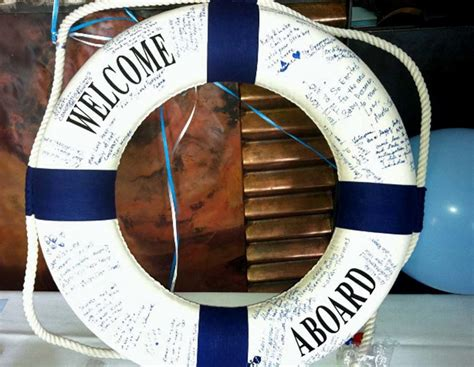 Nautical Baby Shower Decorations For Home: Nautical Baby Boy Shower