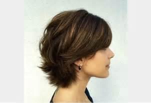 coupe pour cheveux epais coiffure courte cheveux coupe de cheveux en couches pour les cheveux épais coupe cheveux 2017