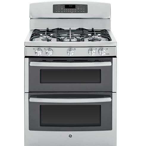 range oven ge dual fuel oven range