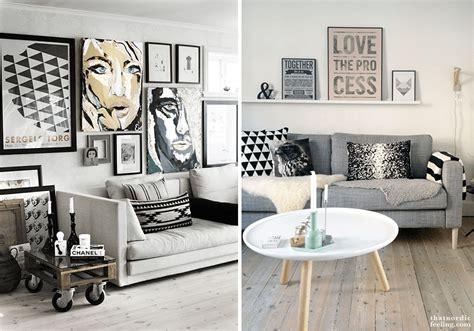 Deco Salon Scandinave Pinterest