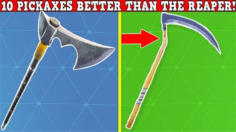 pickaxes      reaper pickaxe