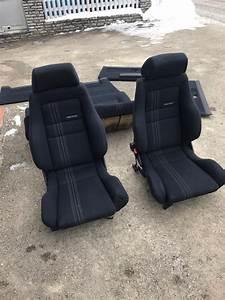 Gti Sitze Golf 3 : vw golf 2 gti g60 16v recaro sitz sportsitz edition one in ~ Jslefanu.com Haus und Dekorationen