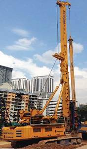Sime Darby Organization Chart Geohan Foundation Geotechnical Specialist Contractor