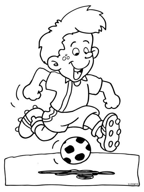 Kleurplaten Voetbal Rode Duivels by Kleurplaat Lekker Voetballen Kleurplaten Nl