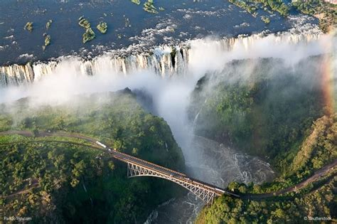 Top Most Beautiful Waterfalls The World Places