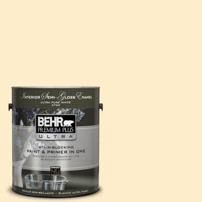 behr premium plus ultra 1 gal p270 3 sunflower seed behr premium plus ultra 1 gal p270 1 honey infusion semi
