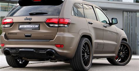 geigercarsde release  powerful jeep grand cherokee srt