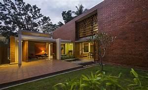 Galeria De Casa De Tijolos    Architecture Paradigm