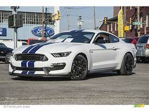 2016 Oxford White Ford Mustang Shelby GT350 #120534769 | GTCarLot.com - Car Color Galleries