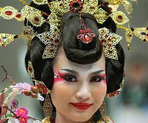 Gallery: Traditional Chinese Hairstyles For Women, - Women ...