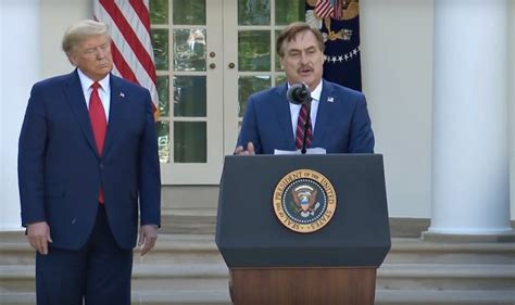Mike lindell's story is about the ripple effect. My Pillow CEO, Mike Lindell Mocked For Asking People To ...