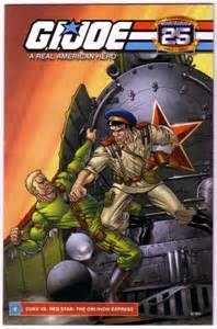 GI JOE COMIC THE OBLIVION EXPRESS Duke vs Red Star Oktober ...