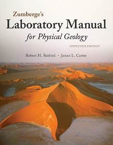 Get Laboratory Manual For Physical Geology