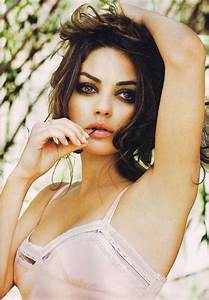 Mila Kunis Body Free Top Fun