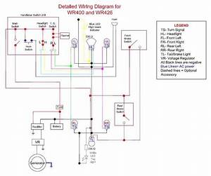 Wiring Diagram For A 2003 Yamaha 225 Hips