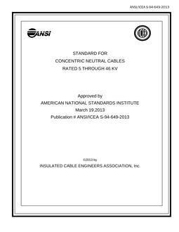 ICEA S-94-649-2013