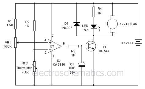 Fan Controller Circuit